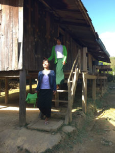 A Day in Myanmar